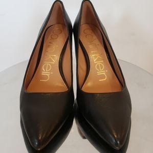 Calvin Klein Shoes - Like new 3 inch CK heels